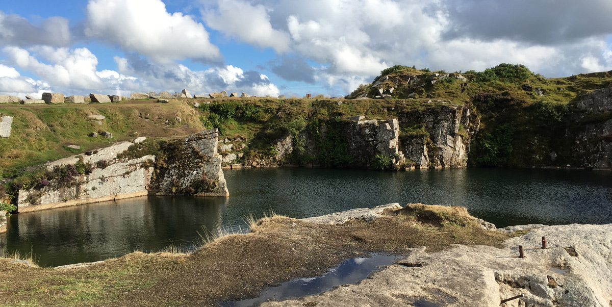 Gold diggings quarry
