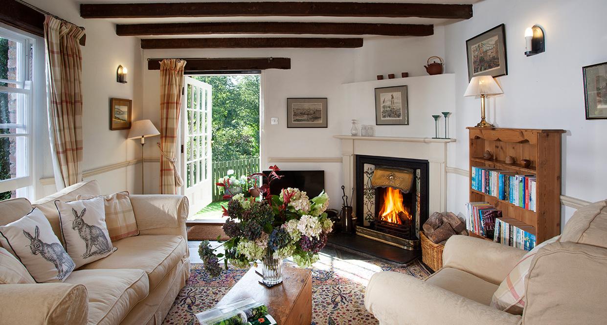 Shabby and charme due romantici cottages in cornovaglia for Soggiorni romantici per due