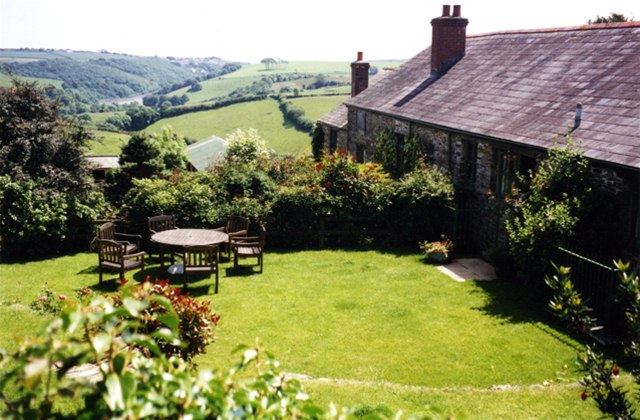 the history of treworgey cottages in cornwall