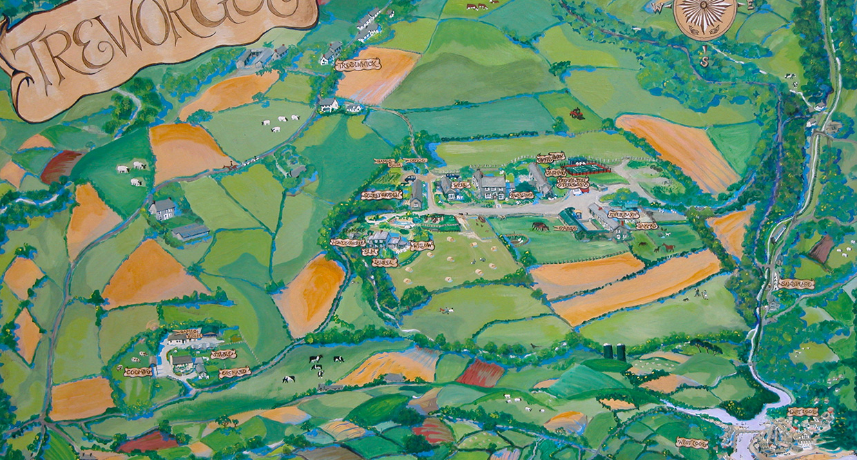 Useful Information About Treworgey Cottages In Cornwall